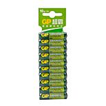 gp gp24g-2isp10 batería zinc aaa carbono 1.5v 10 pack
