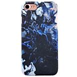 Per Effetto ghiaccio Fantasia/disegno Custodia Custodia posteriore Custodia Effetto marmo Resistente PC per AppleiPhone 7 Plus iPhone 7