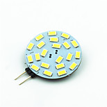 3W G4 Luces LED de Doble Pin T SMD 5730 240 lm Blanco Cálido Blanco Fresco Decorativa V 1 pieza