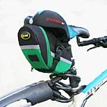 B-SOUL® Велосумка/бардачок OtherLСумка на бока багажника велосипеда Пригодно для носки Велосумка/бардачок Рубашечная ткань Холщовая ткань