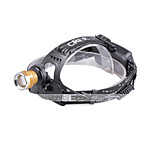 Linternas de Cabeza LED 3000 Lumens 4.0 Modo Cree XP-E R2 18650.0 Enfoque Ajustable Detector de Falsificaciones Tamaño Compacto