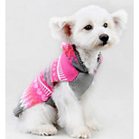 Dog Coat Black Dog Clothes Spring/Fall Skulls Sports Casual/Daily