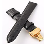 Men's/Women'sWatch Bands cow leather 18mm Watch Accessories