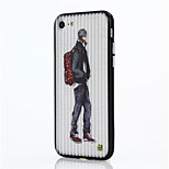 For Apple iPhone 7 Plus iPhone 7 iPhone 6s Plus iPhone 6 Plus iPhone 6s iPhone 6 Case Cover The Boy PC Back Shell TPU Frame