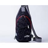 Пояс Чехол Нагрудная сумка для Восхождение Спорт в свободное время Отдых и туризм Фитнес Путешествия Спортивные сумкиВодонепроницаемость