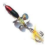 1 штук Рыболовная приманка Жесткая наживка г/Унция мм дюймовый,Металл Обычная рыбалка