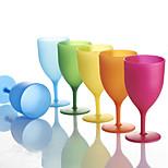 Colored Drinkware, 150 ml Decoration Plastic Juice Tea Cup