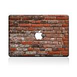 1 pieza Anti-Arañazos Geométrico De Plástico Transparente Adhesivo Diseño ParaMacBook Pro 15'' with Retina MacBook Pro 15 '' MacBook Pro