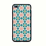 For Pattern Case Back Cover Case Geometric Pattern Hard Acrylic for iPhone 7 Plus  7  6s Plus  6 Plus 6s 5 5s SE