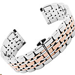 Men's/Women'sWatch Bands cow leather 22mm Watch Accessories