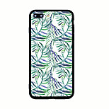 For Pattern Case Back Cover Case Tile Hard Acrylic for iPhone 7 Plus 7 6s Plus 6 Plus 6s 6 5s 5 SE