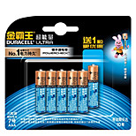 Duracell M3 AAA Alkaline Battery 1.5V 6 Pack