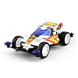 Rennauto Spielzeuge Auto Spielzeug 1:12 Metall Plastik Weiß Model & Building Toy
