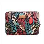 for Touch Bar Macbook Pro 13.3/15.4 Macbook Air 11.6/13.3 Macbook Pro 13.3/15.4 Forest Leaves Design Shockproof Laptop Sleeve Bag