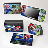 Nintendo Switch Body Paste Protection Stickers Mario Racing Car