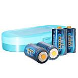 FENGLAN R20P D Carbon Zinc Battery 1.5V 4 Pack