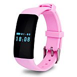 IP66 Waterproof Sleep Heart Rate Monitor Bluetooth Touch Screen Motion Step Smart Bracelet for Android iOS