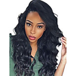 1PC TRES JOLIE Body Wave Human Hair 10-20Inch Natural Black Color 1b Human Hair Weaves
