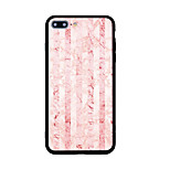 For Pattern Case Back Cover Case Marble Hard Acrylic for  iPhone 7 Plus 7  6s Plus  6s  SE 5s