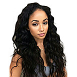 1PC TRES JOLIE  Deep Wave 10-20Inch Color #1b Natural Black Human Hair Weaves
