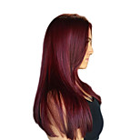1PC TRES JOLIE Body Wave Human Hair 10-14Inch Red Wine 99J Human Hair Weaves