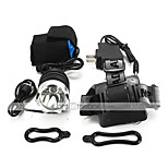U'King® ZQ-X813-US CREE XM-L T6 LED 3Modes 2000LM Multifunction Headlamp Bicycle Light Kit