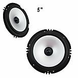 1 Pair Car Speakers 60w Full Car Speaker 5 Inch Loudspeakers For Automobile Car Hifi Speakers For Auto Loudspeaker Subwoofer