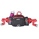 Sports Bag Waist Bag/Waistpack Multifunctional Running Bag Camping & Hiking Fitness Leisure Sports Jogging Cycling/Bike Traveling Not to Bring a Kettl