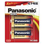 Panasonic lr20bch / 2b batería d alcalina 1.5v 2 pack