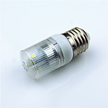 3.5 E14 G9 GU10 E12 E27 Luces LED de Doble Pin T 6 SMD 5730 200 lm Blanco Cálido Blanco Fresco Decorativa V 1 pieza