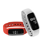 Electronic Waterproof Bluetooth Movement Sleep Step Meter Smart Bracelet