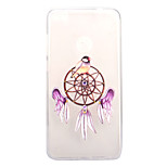 For Huawei P8 Lite (2017) P10 Case Cover Wind Chimes Pattern Painted High Penetration TPU Material Soft Case Phone Case P10 Lite