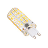 4W G9 E26/E27 Bombillas LED de Mazorca T 80 SMD 5730 400 lm Blanco Cálido Blanco Fresco Regulable Decorativa AC 100-240 AC 110-130 V1