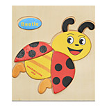 Jigsaw Puzzles DIY KIT Educational Toy Wooden Puzzles Building Blocks DIY Toys 1 Leisure Hobby