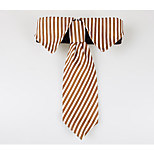 Accessories Pet Tie Large Dog Striped Dog Tie Pet Bow Tie Pet Jewelry