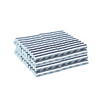 2*3mm Strong Small Size Columniform NdFeB Magnets - Silver (500 PCS)