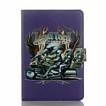Per Porta-carte di credito A portafoglio Con supporto Con chiusura magnetica Custodia Integrale Custodia Cartone animato Resistente