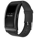 Blood Pressure Measurement Sleep Track Bluetooth 4.0 Heart Rate Monitor Smart Wristband
