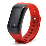 Heart Rate Blood Pressure Monitoring Intelligent Bracelet Waterproof Pedometer Android IOS And Bluetooth Bracelet
