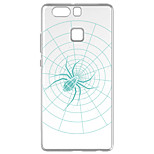 For Huawei P9 Pattern Case Back Cover Case Spider Soft TPU for  Huawei P9 / P9 Lite / P8 / P8 Lite