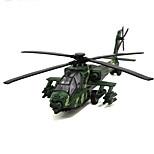 Flugzeuge & Hubschrauber Aufziehbare Fahrzeuge Auto Spielzeug 1.32 Metall Plastik Grün Gelb Model & Building Toy