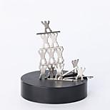 Magnetspielsachen 1 Stücke MM Magnetspielsachen Bausteine Skulptur Executive-Spielzeug Puzzle-Würfel Für Geschenk