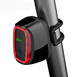 Задняя подсветка на велосипед LED - Велоспорт Перезаряжаемый Простота транспортировки Люмен Батарея Велосипедный спорт мотоцикл