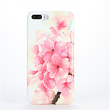 For Pattern Case Back Cover Case Flower Soft TPU for Apple iPhone 7 Plus iPhone 7 iPhone 6s Plus iPhone 6 Plus iPhone 6s iPhone 6
