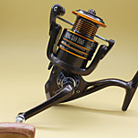 Fishing Reel Spinning Reels 5.2:1 13 Ball Bearings Right-handed General Fishing-GA5000