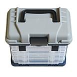 kuvana vesitiivis yleinen kalastus muovi kalastusvälineet laatikko