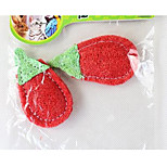 Dog Toy Pet Toys Chew Toy Teeth Cleaning Toy Loofahs & Sponges Textile