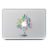 For MacBook Air 11 13/Pro13 15/Pro With Retina13 15/MacBook12 City Decorative Skin Sticker