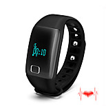 Blueooth Smart Wristband Heart Rate Monitor OLED Screen Band IP68 Waterproof Bracelet Band for Android & IOS Xiaomi iPhone