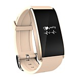 Nuodo A58 Men's Moman Smart Bracelet / SmarWatch /Activity TrackerLong Standby / Pedometers / Heart Rate Monitor / Alarm Clock / Distance Tracking